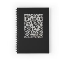 lace illustration 1 Spiral Notebook