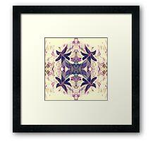 reserve lily Framed Print