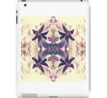 reserve lily iPad Case/Skin
