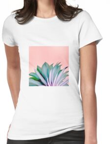 Mystery Beauty Womens Fitted T-Shirt
