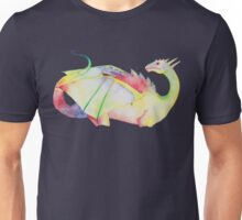 Rainbow dragon design Unisex T-Shirt