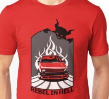 Rebel from Hell Unisex T-Shirt