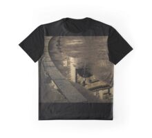 April Shower on The Mall Graphic T-Shirt