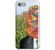 Meet Jeff, witch doctor/agronomist iPhone Case/Skin