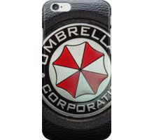 resident evil 2 iPhone Case/Skin