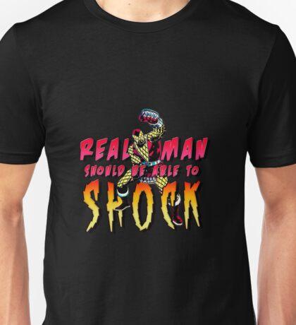 Shocker - Herman Schultz Unisex T-Shirt