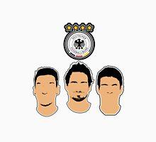Germany - Die Mannschaft - Hummels, Ozil, Muller - EURO 2016 Unisex T-Shirt