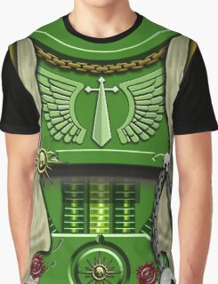 Dark Angels Armour Graphic T-Shirt