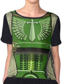 Dark Angels Armour Chiffon Top