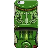 Dark Angels Armour iPhone Case/Skin