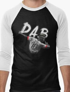 Pogba Dabbin Celebration Men's Baseball ¾ T-Shirt