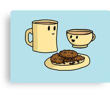 Mmmm Tea Canvas Print