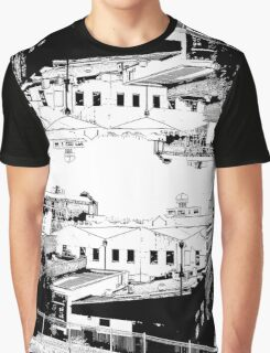 City Reflection Graphic T-Shirt