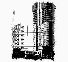 Skyscraper Under Construction Unisex T-Shirt