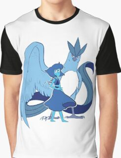 Lapis LazUNO Graphic T-Shirt