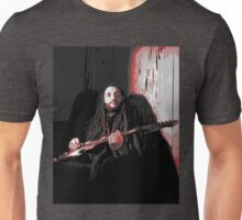 Alborosie with Guitar Unisex T-Shirt