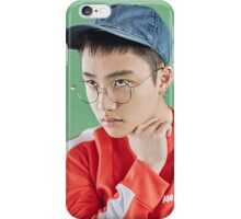 kyungsoo lucky one iPhone Case/Skin