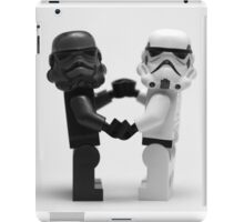 Lego Star Wars Stormtroopers Love Minifigure iPad Case/Skin