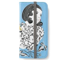 Alluring Alice iPhone Wallet/Case/Skin