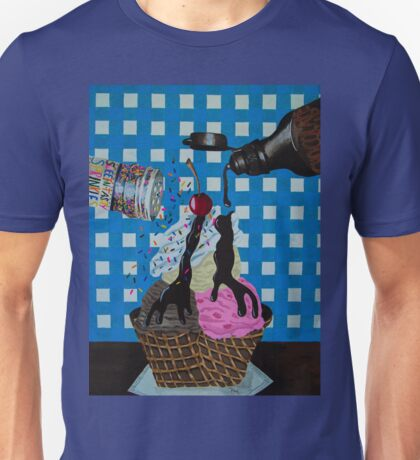We all scream for Unisex T-Shirt