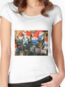 Gnome Farm Women's Fitted Scoop T-Shirt