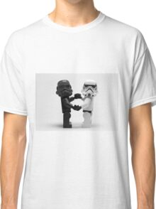 Lego Star Wars Stormtroopers Love Minifigure Classic T-Shirt