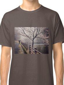 Strolling in the Rain Classic T-Shirt