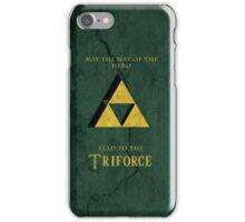 Triforce Lives iPhone Case/Skin