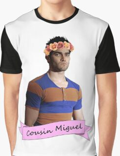 everybody loves Cousin Miguel... Graphic T-Shirt