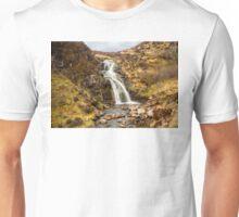 Moorland Waterfall Unisex T-Shirt