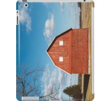 The Red Barn iPad Case/Skin