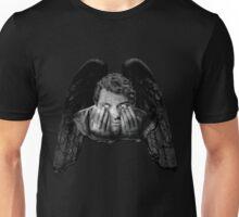Weeping Angel Castiel Unisex T-Shirt