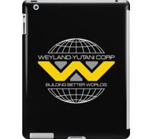 WEYLAND YUTANI ALIEN (1) iPad Case/Skin