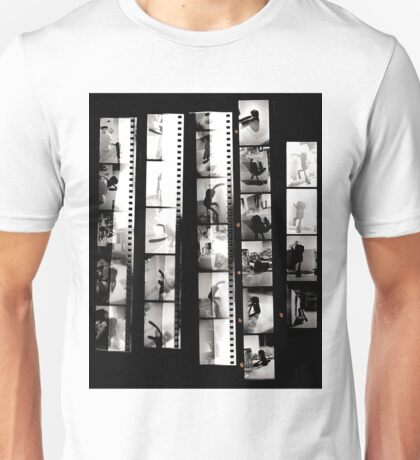 Pipp's Adventure Contact Sheet Part 1 Unisex T-Shirt