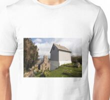Bell Tower St Mylor Cornwall Unisex T-Shirt