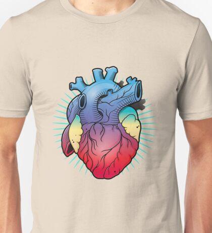 HumanHeart Unisex T-Shirt