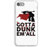 Darius Dunk iPhone Case/Skin
