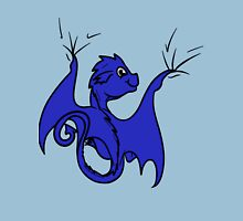 Blue Dragon Rider Unisex T-Shirt