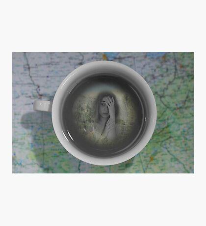 A world of tea Photographic Print