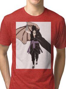 Sasuke  Tri-blend T-Shirt