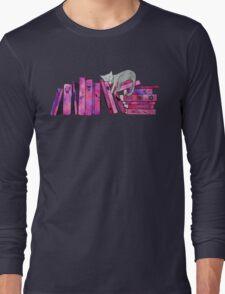 FanGirl Bookshelf Long Sleeve T-Shirt