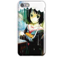 NHK ni Youkoso! (Welcome to the N.H.K.) - Nakahara Misaki iPhone Case/Skin