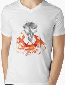 Smoke and Ash :: Reaper Mens V-Neck T-Shirt