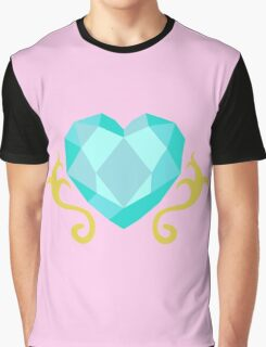 My little Pony - Princess Cadence Cutie Mark Graphic T-Shirt