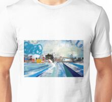 LIVERPOOL WATERFRONT 2 Unisex T-Shirt