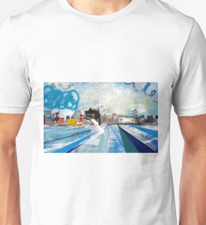 LIVERPOOL WATERFRONT 2 Unisex T-Shirt
