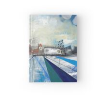 LIVERPOOL WATERFRONT 2 Hardcover Journal