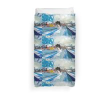 LIVERPOOL WATERFRONT 2 Duvet Cover