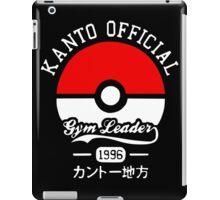 Kanto Official - Pokémon iPad Case/Skin