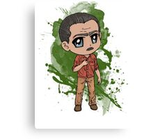 Sully Chibi Canvas Print